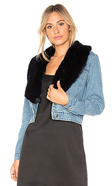 Mia Faux Fur Jacket