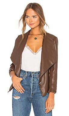 Купить Куртку gabrielle - BB Dakota коричневого цвета