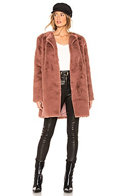 da3d2557e4ea Women's Faux Fur Jackets & Coats in Black, White, Pink and More