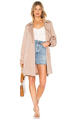 Trench Kiss Coat BB Dakota $138