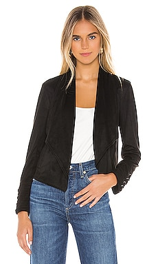JACK by BB Dakota Flip The Stitch Faux Suede Jacket BB Dakota $55