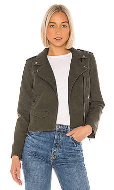 Aint It Cool Faux Suede Jacket BB Dakota $76