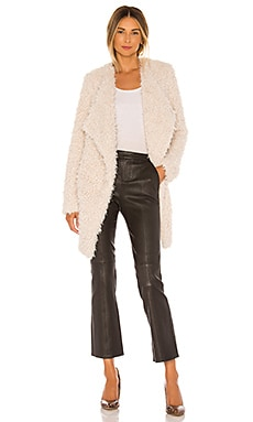 MANTEAU DRAPÉ SOFT SERVE BB Dakota $97