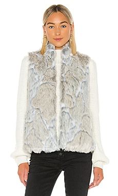 GILET IN A FURRY BB Dakota $62