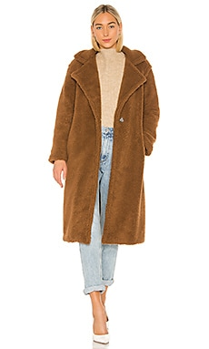 Paddington Teddy Coat BB Dakota $168
