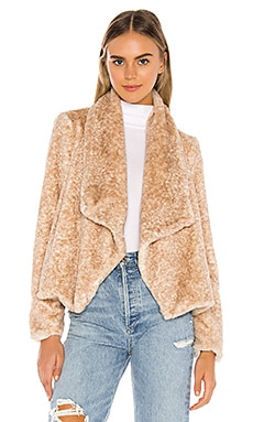 BLOUSON IMITATION FOURRURE ALL FUR YOU BB Dakota $59