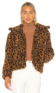 MANTEAU TEDDY KITTY COME CLOSE BB Dakota $65
