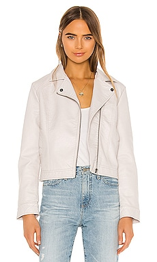 JACK by BB Dakota Moto Skills Vegan Leather Jacket BB Dakota $99 NEW ARRIVAL