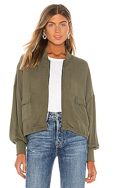 JACK by BB Dakota Flight Club Bomber Jacket BB Dakota $89