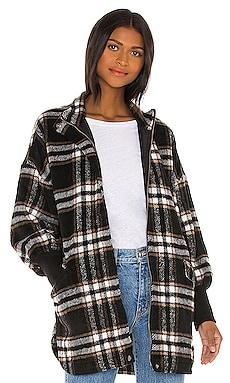 Plaid Times Coat BB Dakota $110