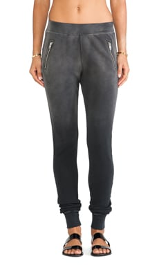 Dakota Collective by BB Dakota Miranda Jogger in Worn Black/Grey