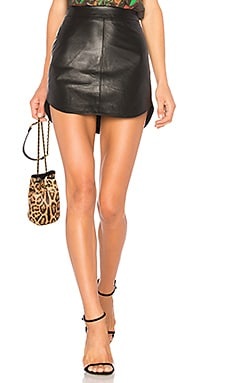 Conrad Leather Skirt BB Dakota $150