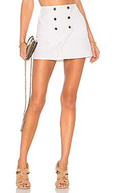 x REVOLVE Front Row Skirt BB Dakota $80 BEST SELLER