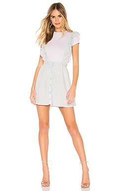 JACK by BB Dakota Ruffle Time Pinafore BB Dakota $34