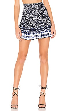 Well Traveled Skirt BB Dakota $78