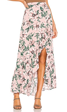 Jack by BB Dakota Haole Wrap Skirt BB Dakota $58