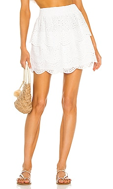 Lost In Eyelet Skirt BB Dakota by Steve Madden $69 Sustainable