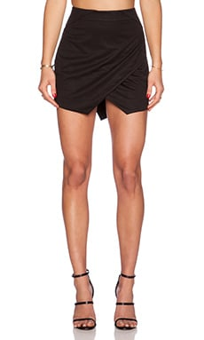 Jack by BB Dakota Doro Skirt in Black