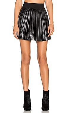 Jack by BB Dakota Blaze Skirt in Black