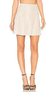 Caswell Skirt in Bone