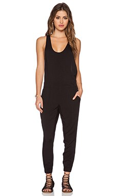 BB Dakota Freddie Jumpsuit in Black