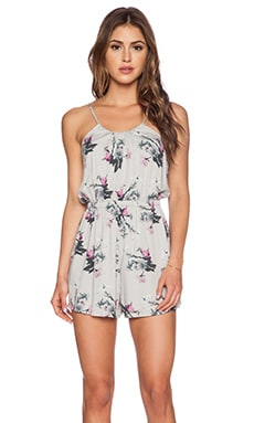 BB Dakota Amina Romper in Grey