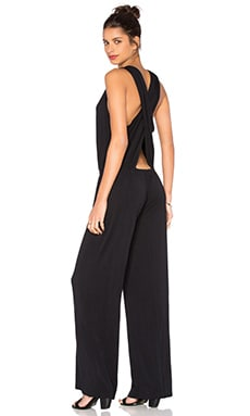 Ollie Jumpsuit in Black
