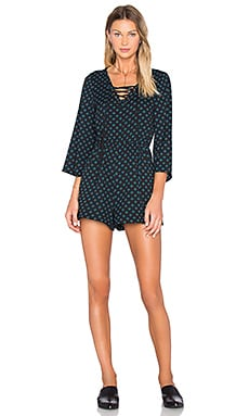 Jack By BB Dakota Dorothea Romper