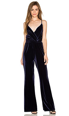 Jack By BB Dakota Pearson Jumpsuit in Navy