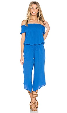 Jack by BB Dakota Otisa Jumpsuit in Cobalt Blue