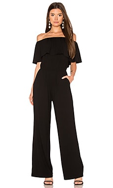 Niko Jumpsuit in Black