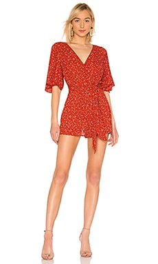 JACK by BB Dakota Spring Breaker Romper BB Dakota $68 NEW ARRIVAL