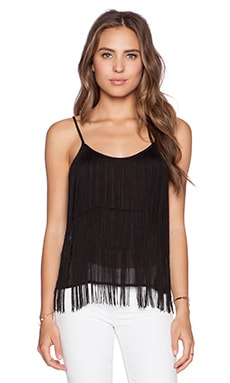 BB Dakota Marlene Tank in Black