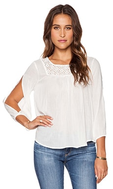 Jack by BB Dakota Alcott Top in Ivory