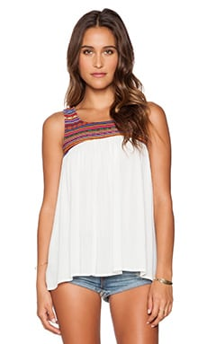 Jack by BB Dakota Brio Tank in Multi
