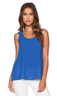 Jack by BB Dakota Keats Tank in Ultramarine