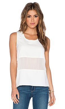 Jack by BB Dakota Alary Tank in Linen