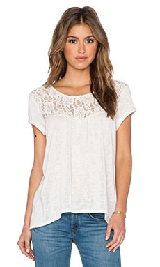 Jack by BB Dakota Ines Top in White Sand