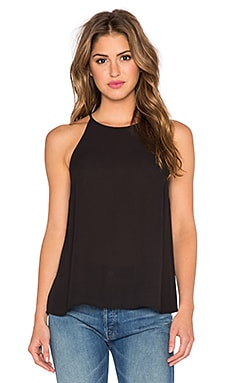 Jack by BB Dakota Trude Tank in Black