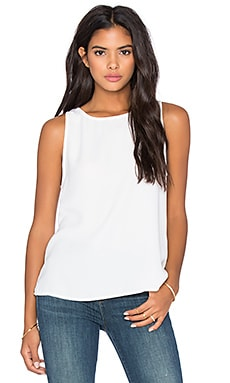 BB Dakota Laurel Top in Ivory