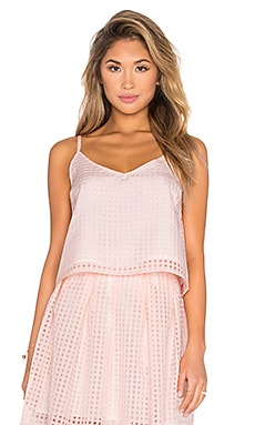 Jack by BB Dakota Kapowski Cami in Light Peach