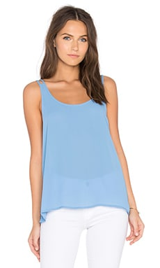 BB Dakota Jack By BB Dakota Halia Top in Summer Sky Blue