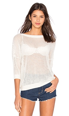 Jack By BB Dakota Adeola Top in Ivory