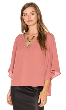 BB Dakota Jack By BB Dakota Sirius Top in Whithered Rose