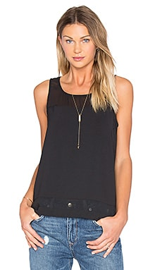 Jack By BB Dakota Cho Top in Black