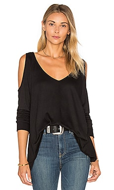 Jack By BB Dakota Bartemus Top in Black