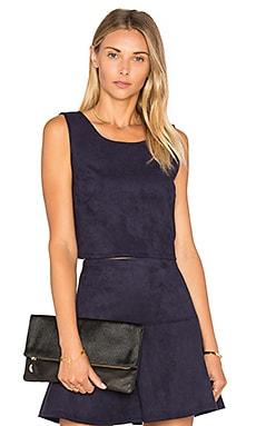 BB Dakota Jack By BB Dakota Delacour Top in Night Sky Navy