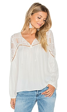 BB Dakota Reena Top in Ivory