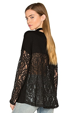 Jack By BB Dakota Juleen Blouse in Black
