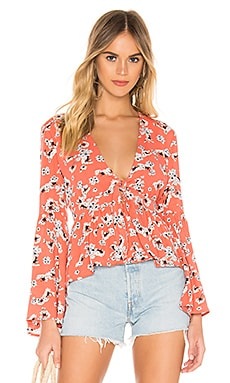 JACK by BB Dakota Blue Skies Top BB Dakota $58